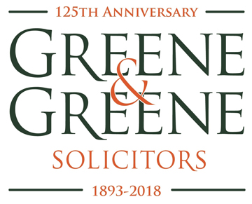 Greene & Greene 125th Anniversary Logo 2018