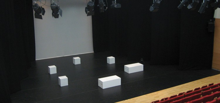danceeast theatre studio