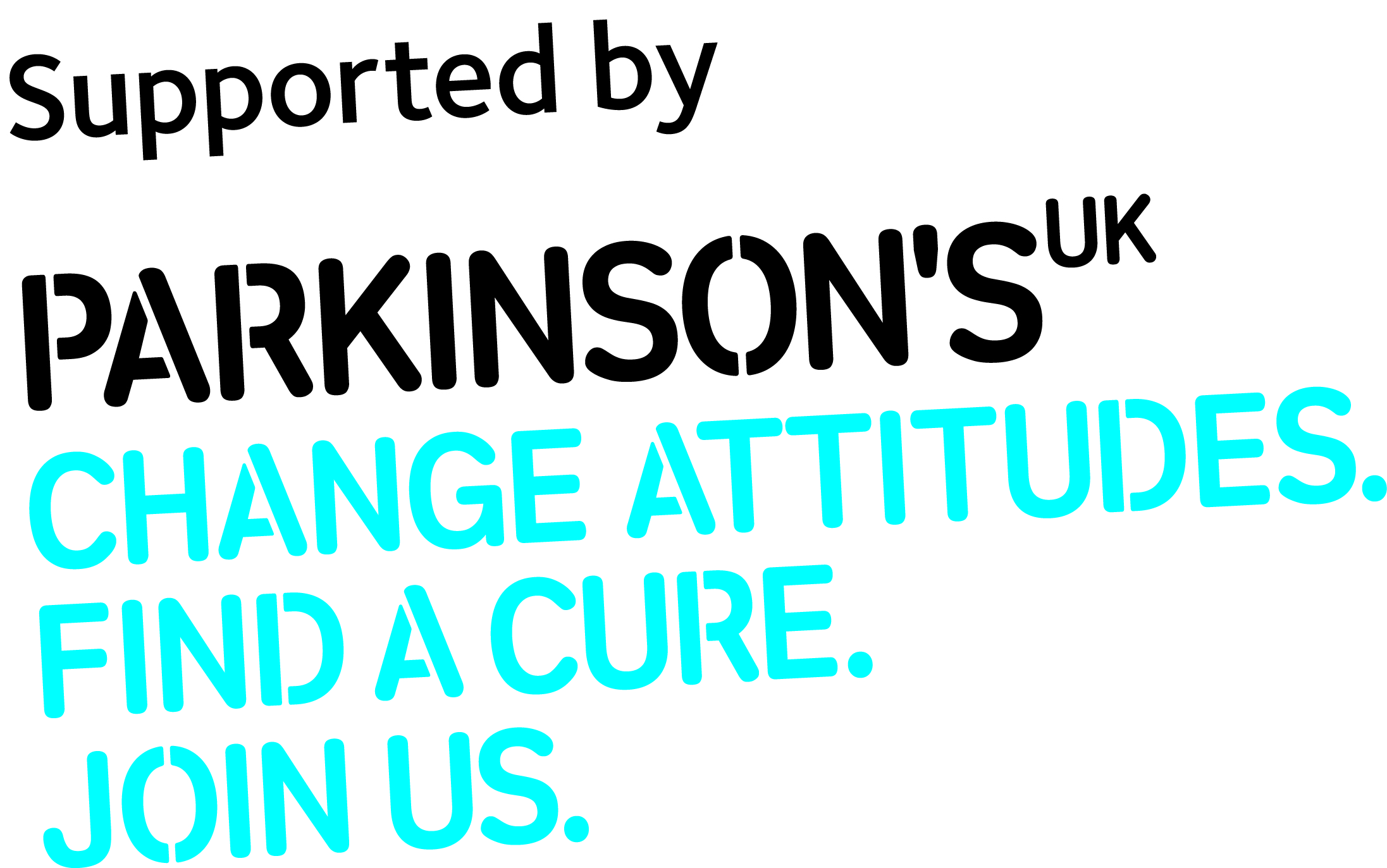 Supported by Parkinson's UK logo